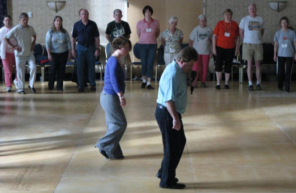 dance instructorsa